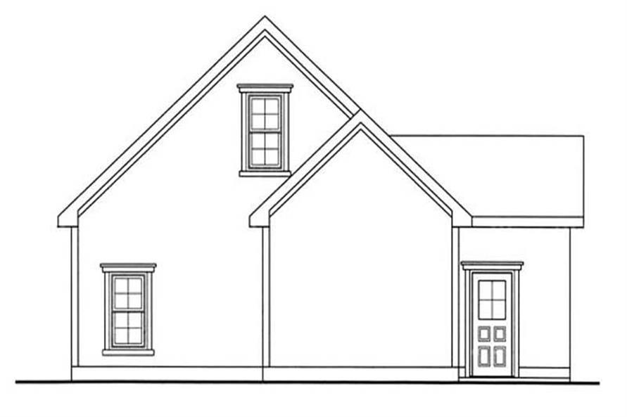 House Plan #100-1116