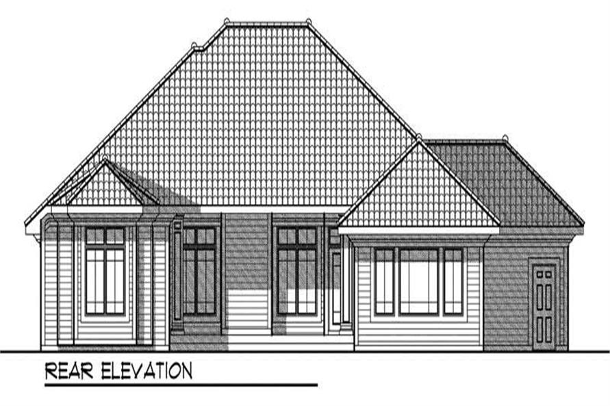 House Plan #101-1004