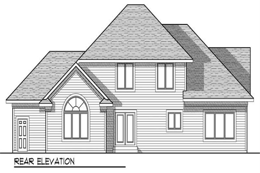 House Plan #101-1005