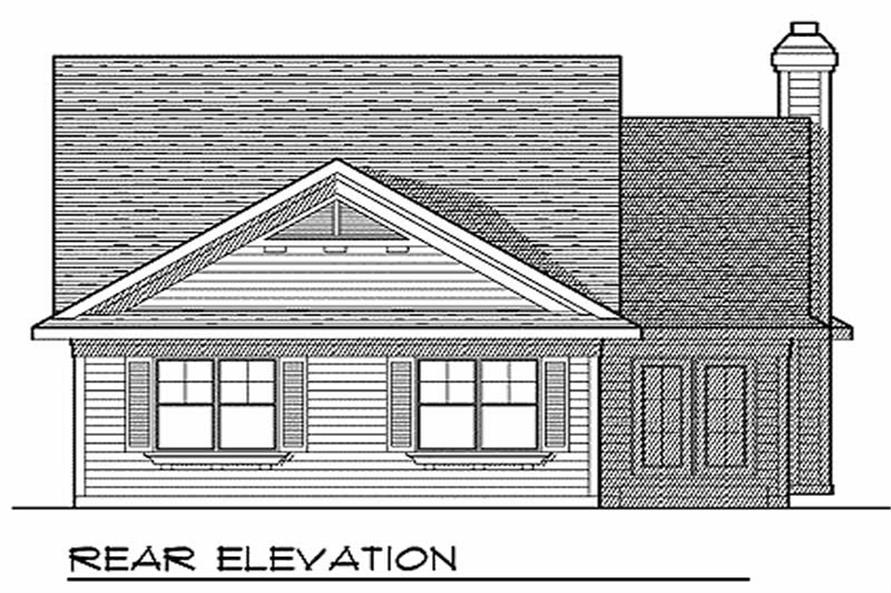 House Plan #101-1025