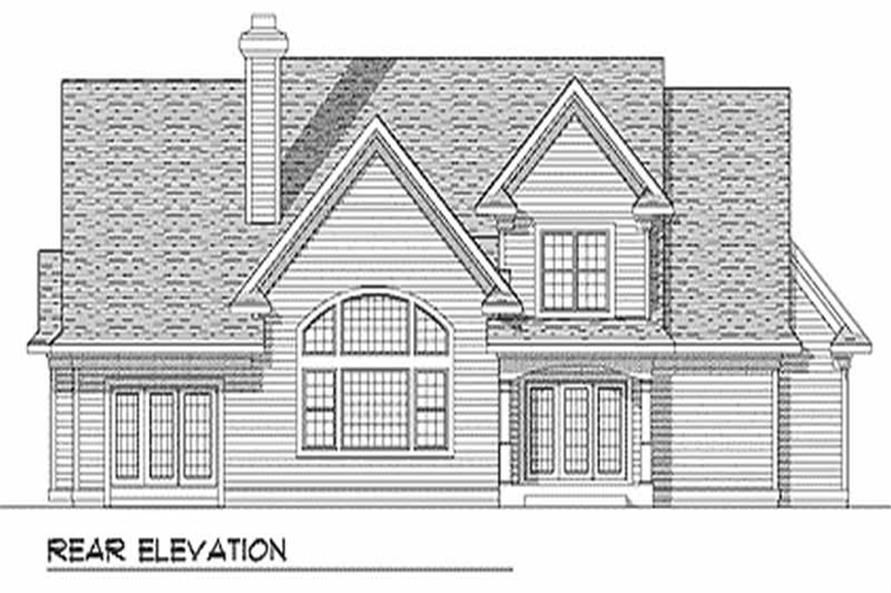 House Plan #101-1037