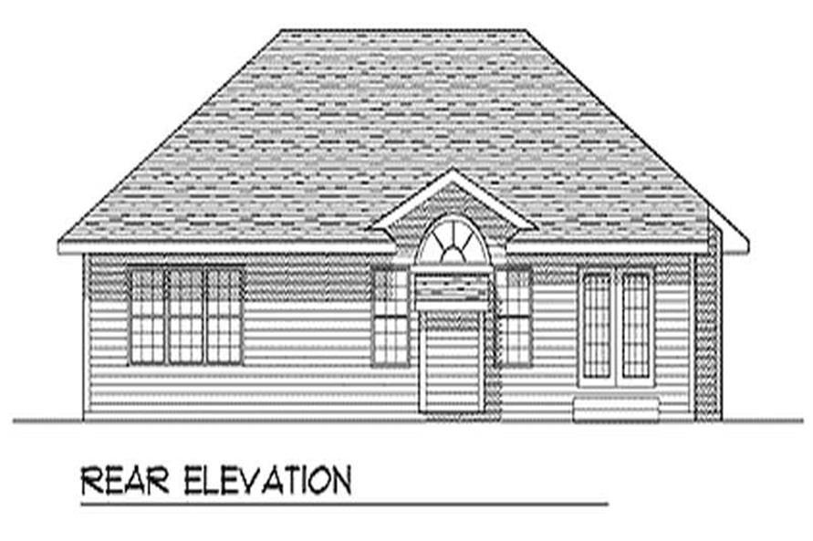 House Plan #101-1042