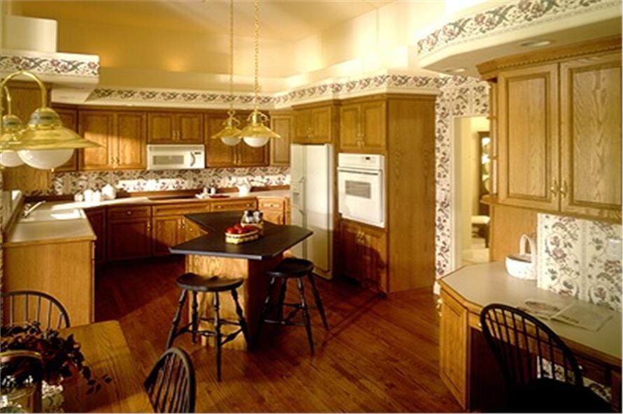 101-1045: Home Interior Photograph-Kitchen