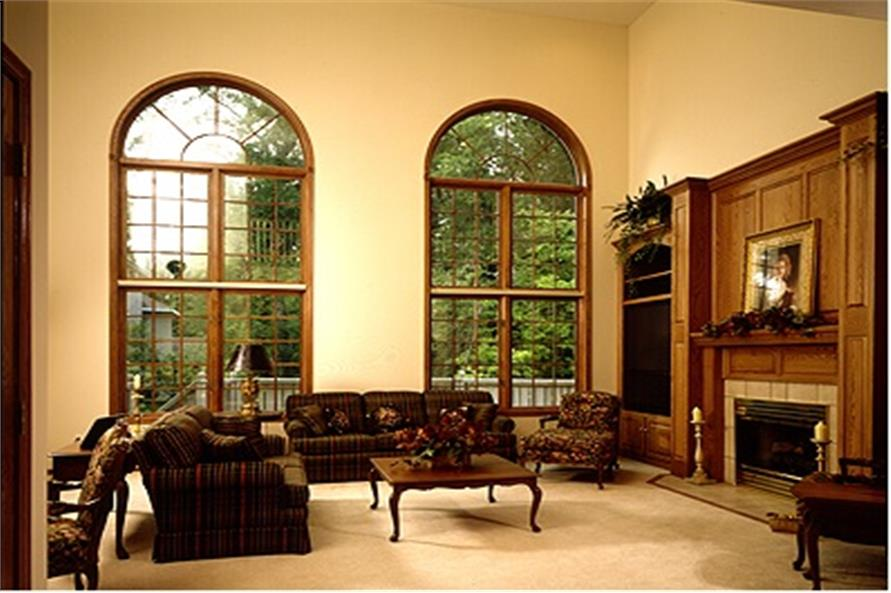 101-1045: Home Interior Photograph-Living Room