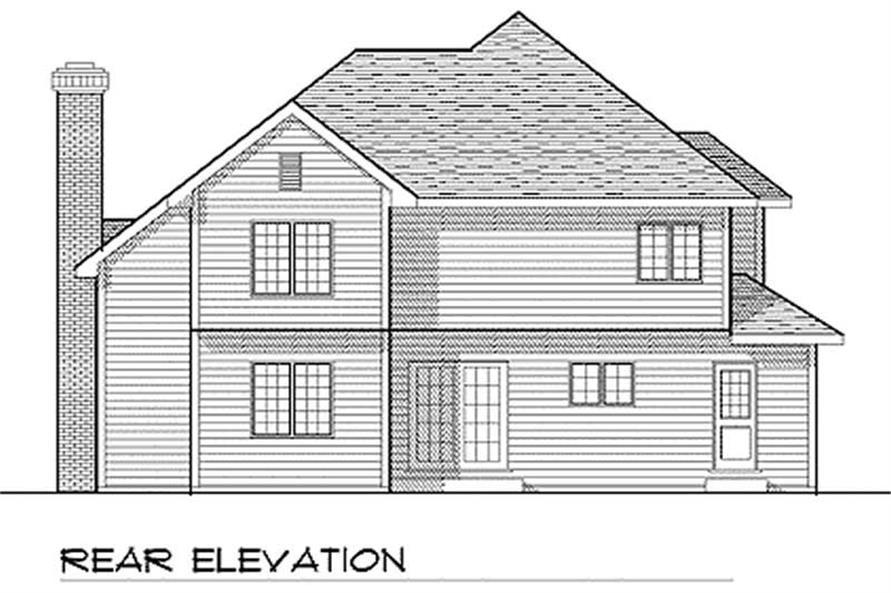 House Plan #101-1054