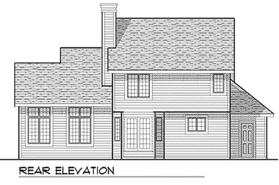 House Plan #101-1057