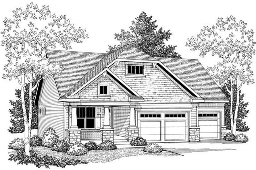 House Plan #101-1058