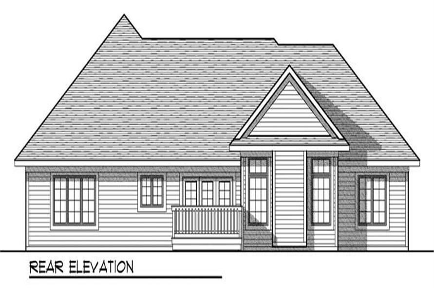 House Plan #101-1061