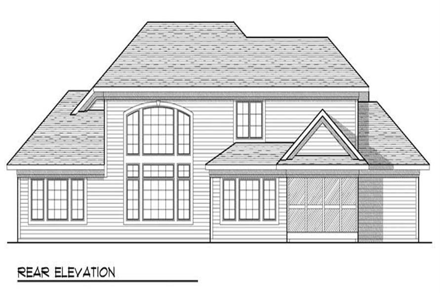 House Plan #101-1062