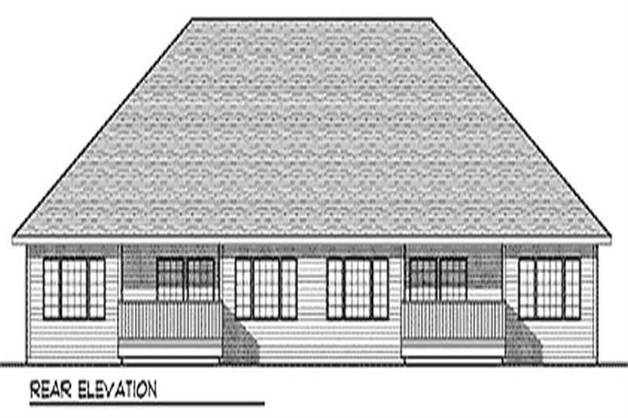 House Plan #101-1065