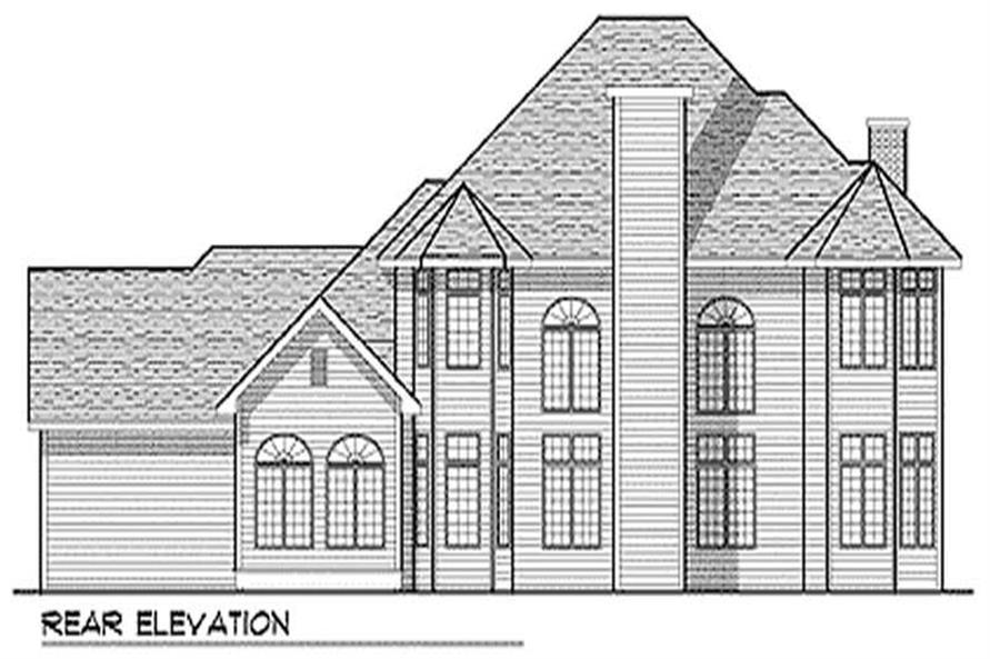 House Plan #101-1069