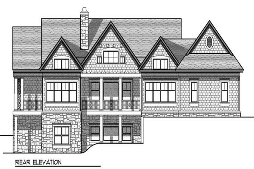 House Plan #101-1070