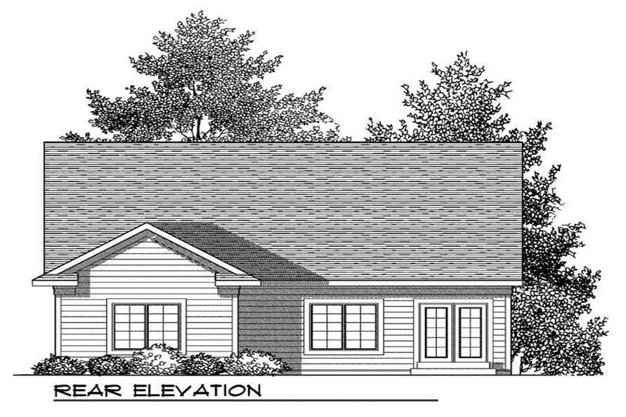 House Plan #101-1320