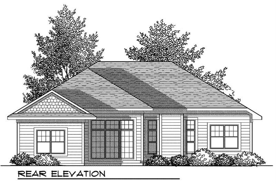 House Plan #101-1326