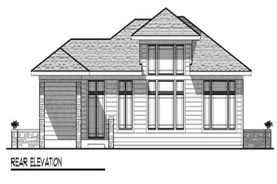House Plan #101-1329