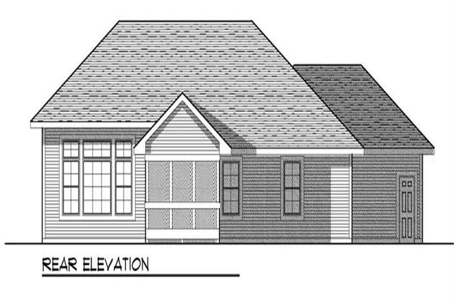 House Plan #101-1330