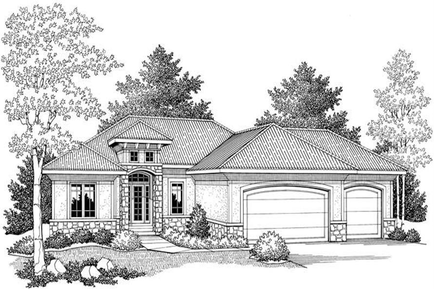 House Plan #101-1333