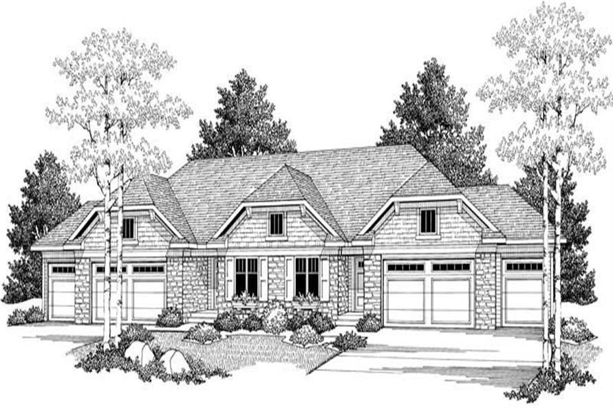 House Plan #101-1334