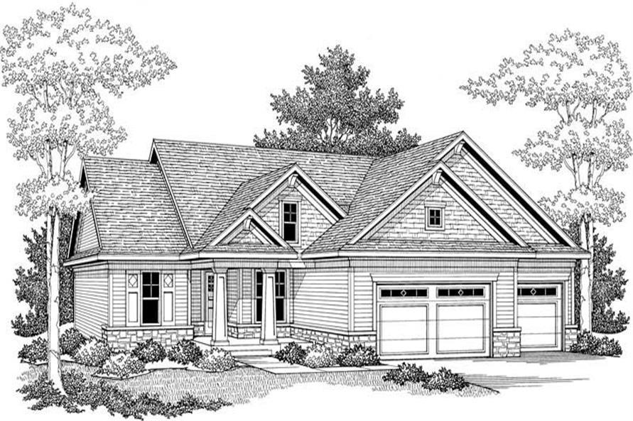 House Plan #101-1343