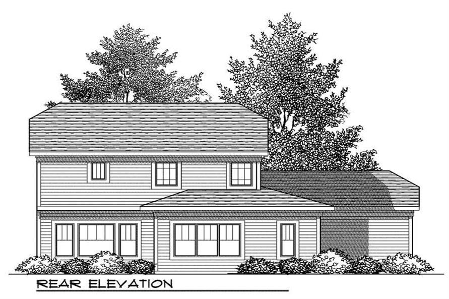 House Plan #101-1351