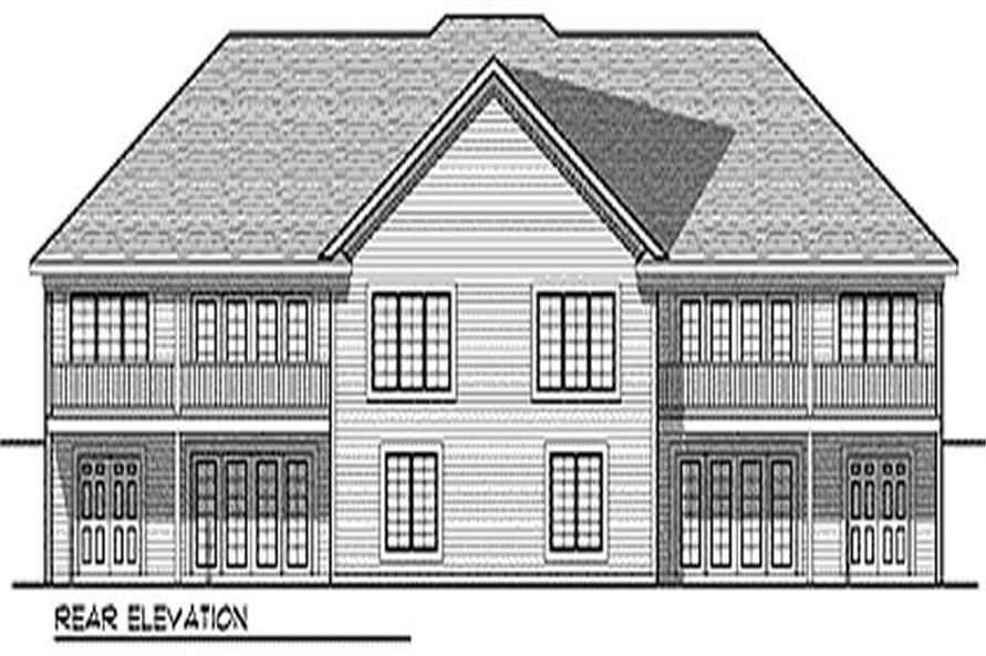 House Plan #101-1717