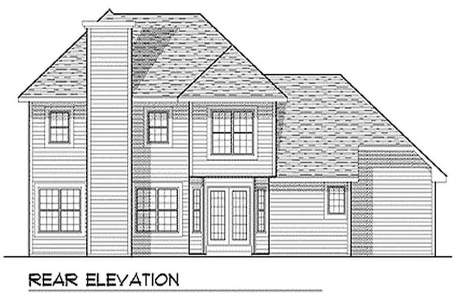 House Plan #101-1740