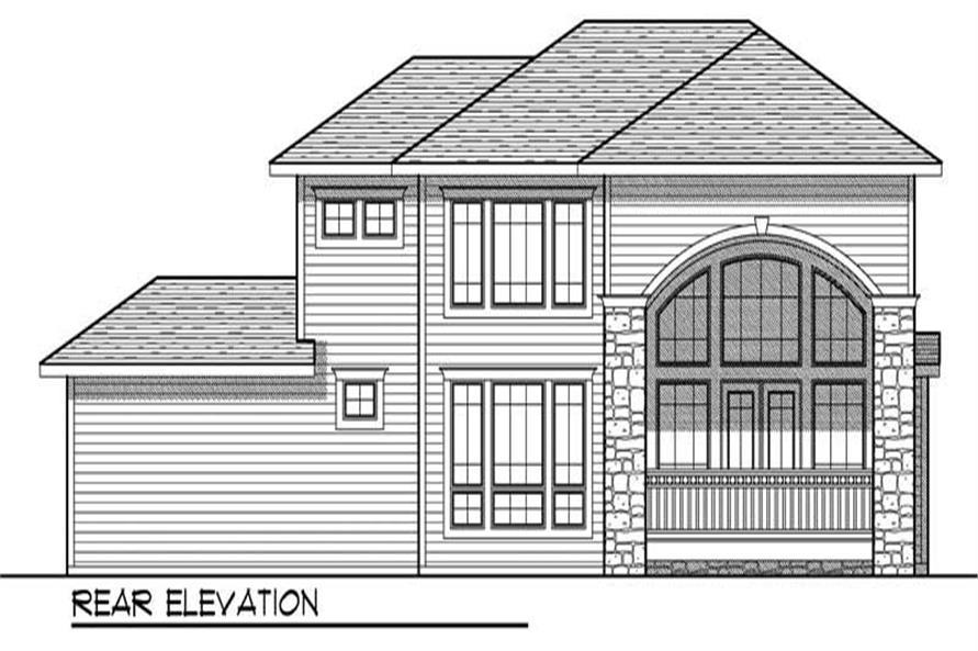 House Plan #101-1746