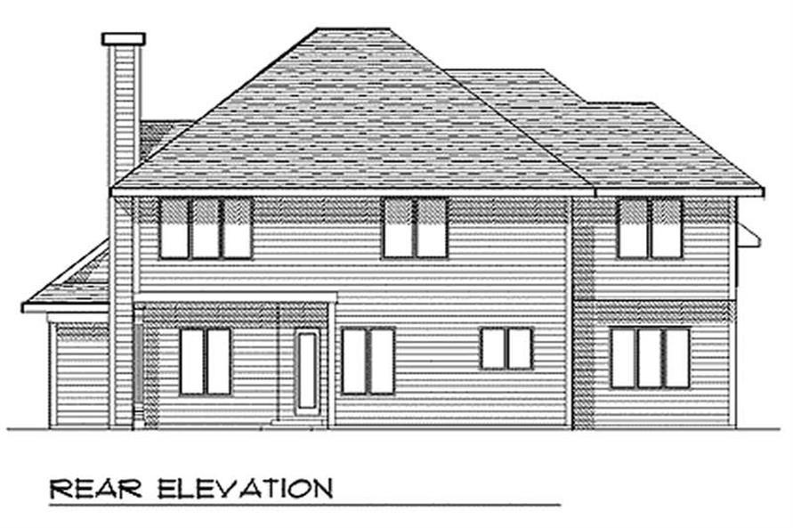 House Plan #101-1757