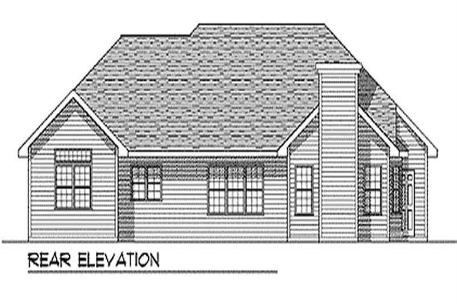 House Plan #101-1759