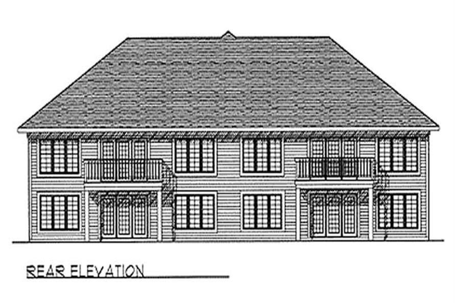House Plan #101-1766