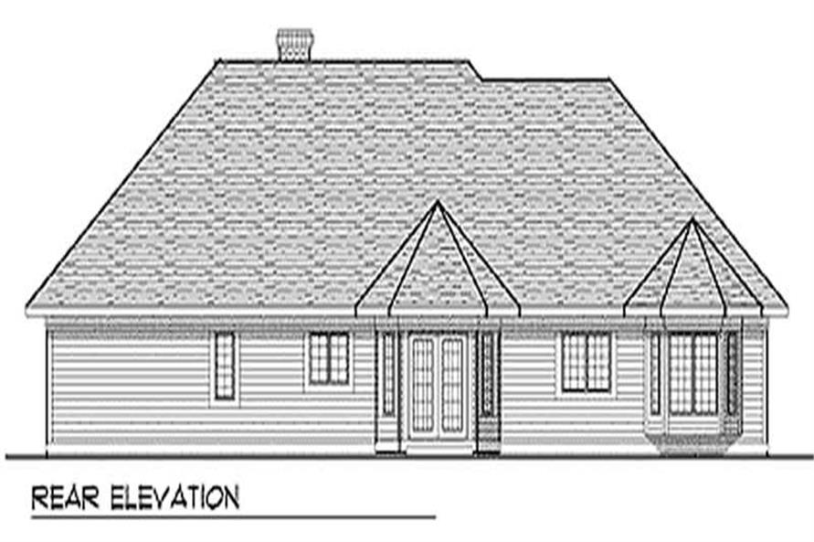 House Plan #101-1776