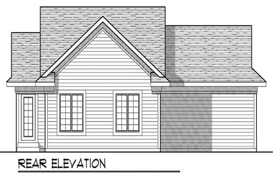 House Plan #101-1786