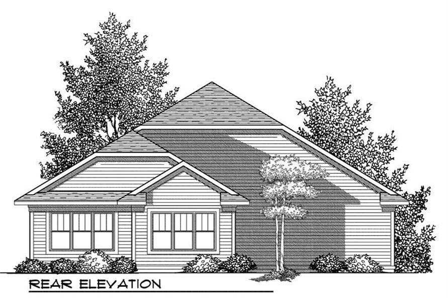 House Plan #101-1800