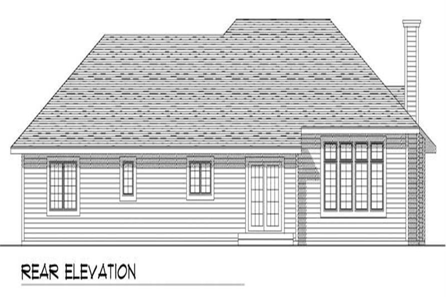 House Plan #101-1812