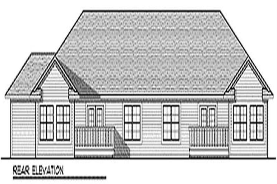 House Plan #101-1820