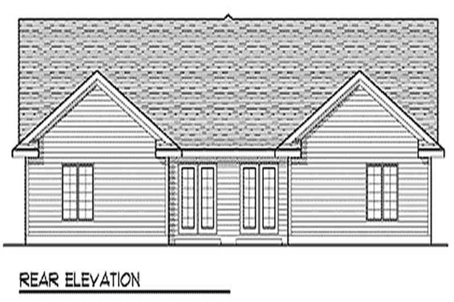 House Plan #101-1837