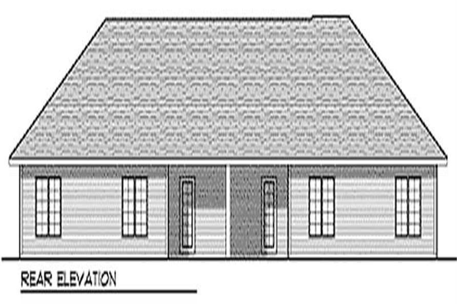 House Plan #101-1839