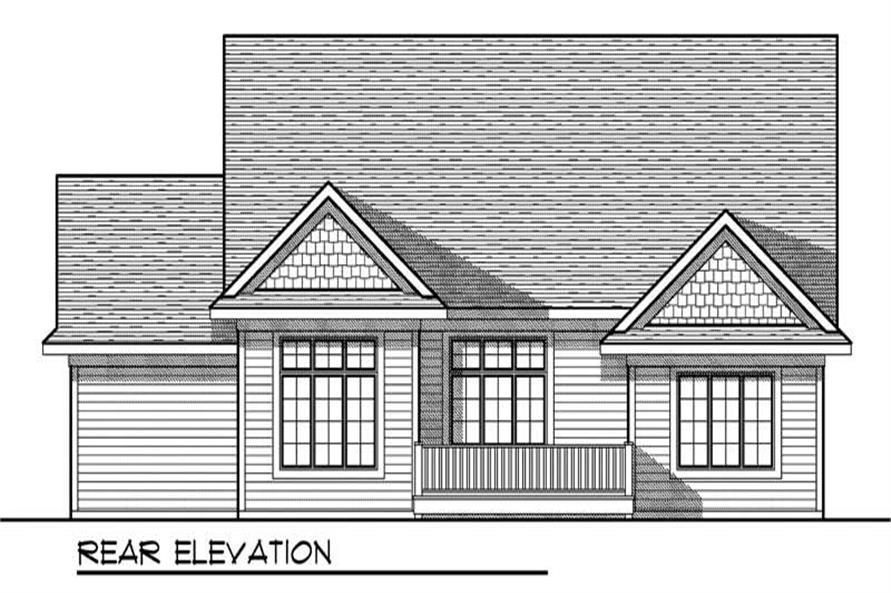 House Plan #101-1841