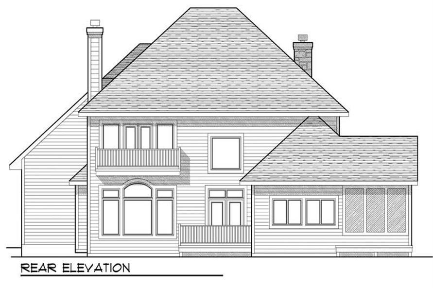 House Plan #101-1859