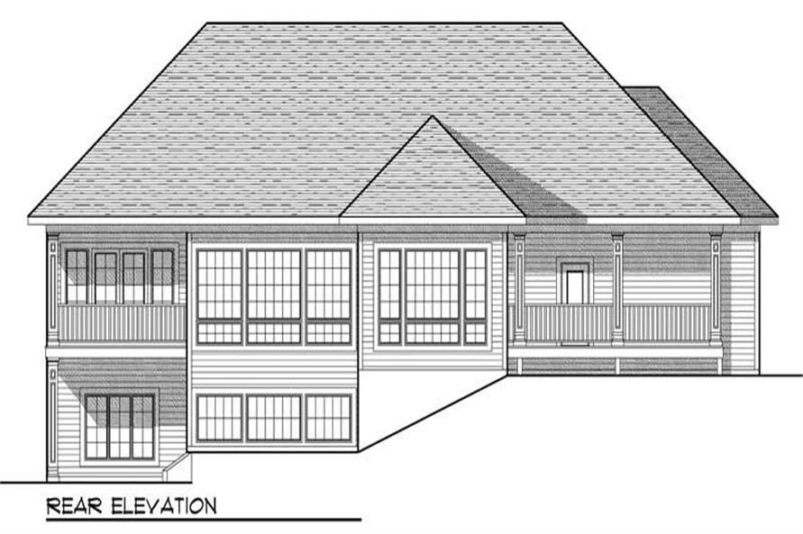House Plan #101-1863