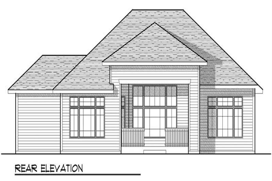 House Plan #101-1865