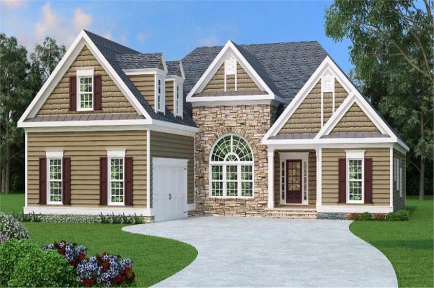 104-1018: Home Exterior Photograph