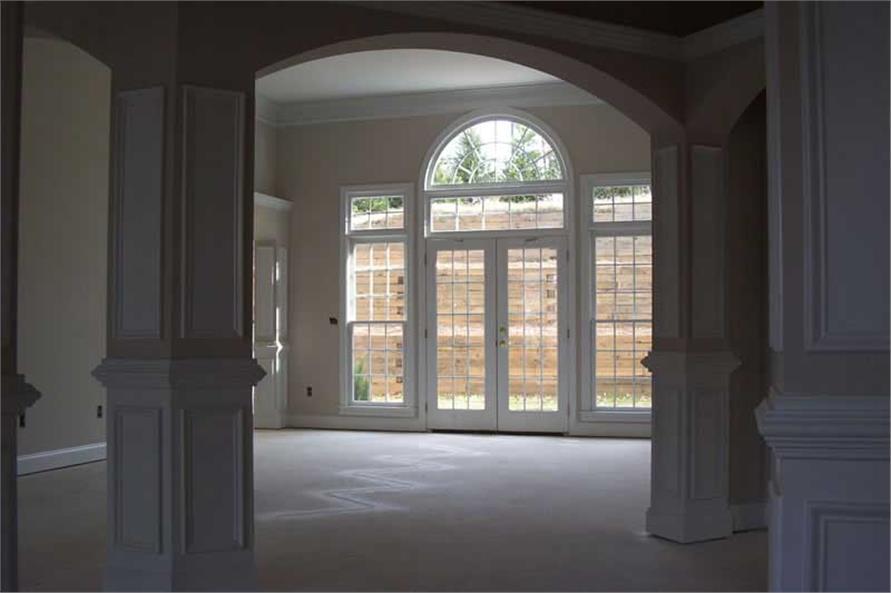House Plan Charleston Interior Photograph