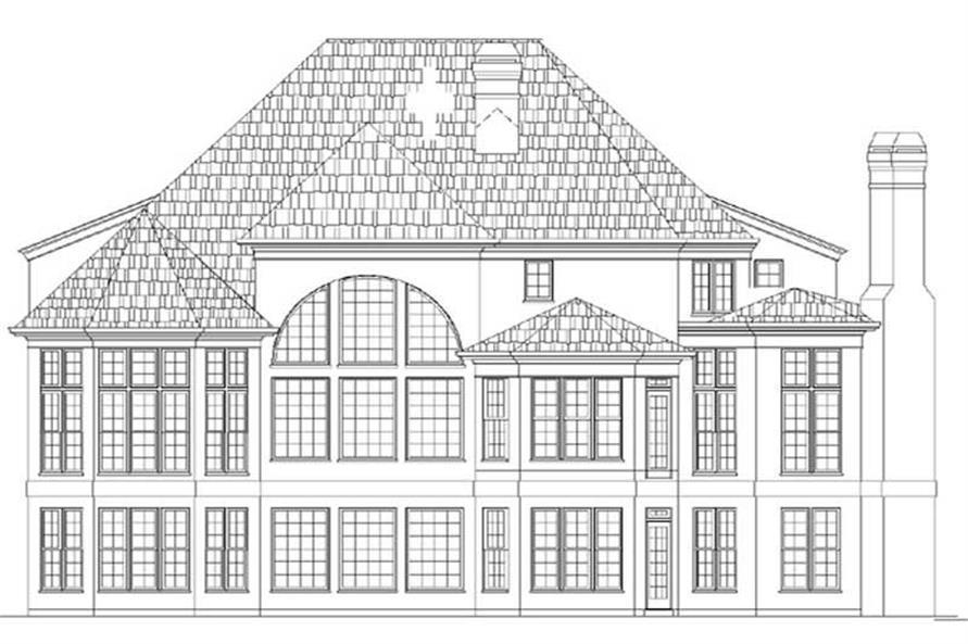 House Plan #106-1006