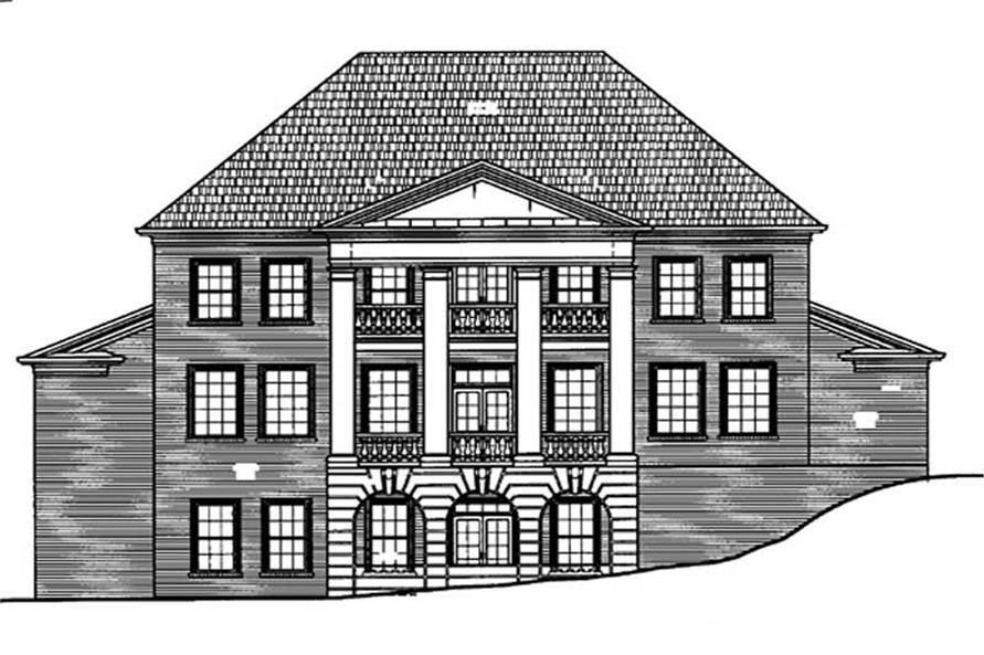 House Plan #106-1007