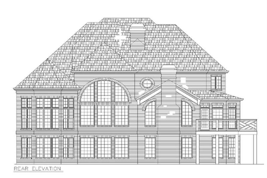 House Plan #106-1008