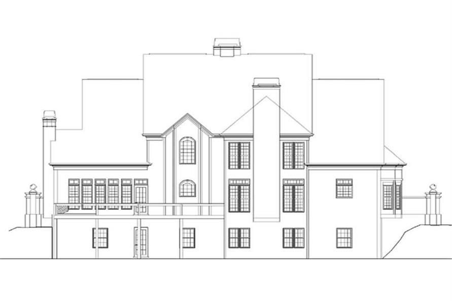 House Plan #106-1011