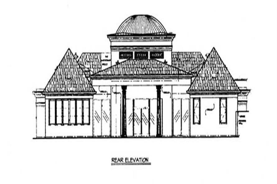House Plan #106-1018