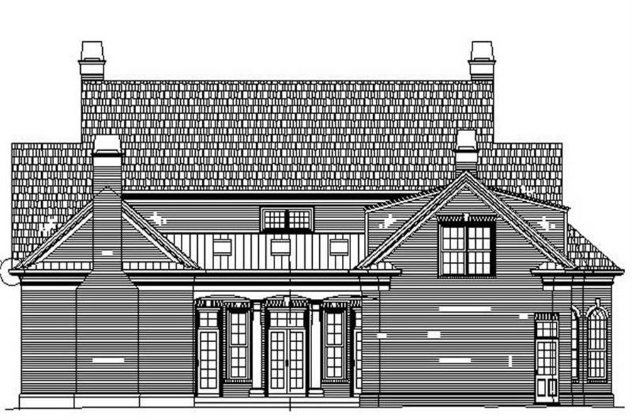 House Plan #106-1026