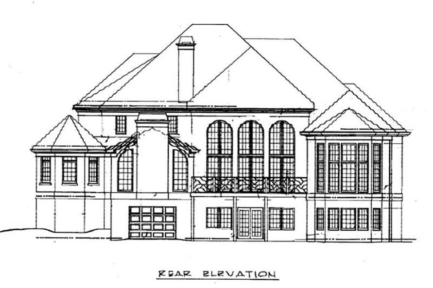 House Plan #106-1027